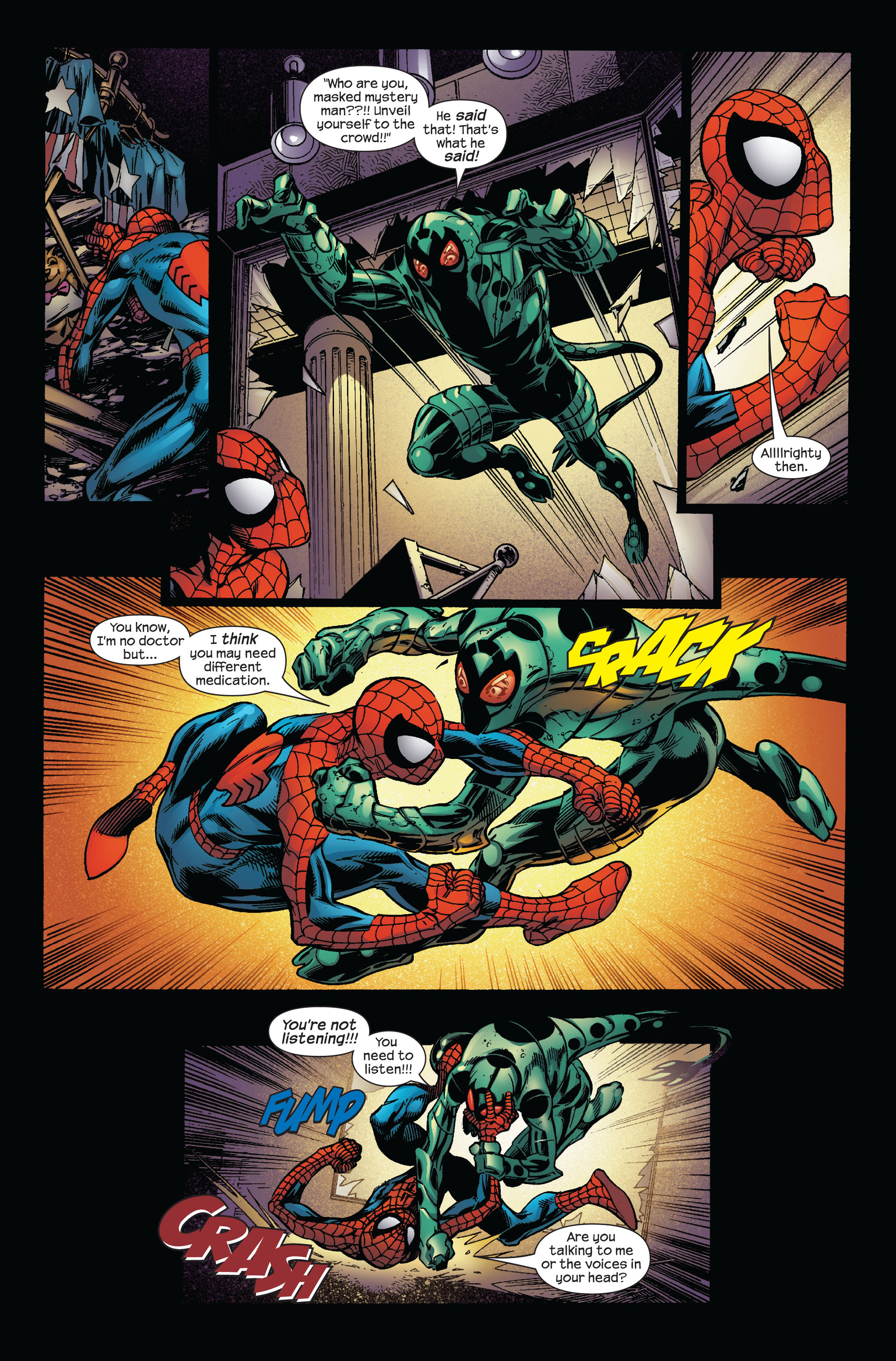 Read online Ultimate Spider-Man (2000) comic -  Issue #97 - 19