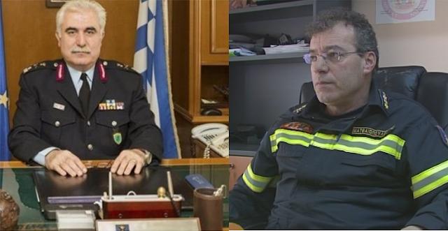 ΚΥΣΕΑ: Ανδρικόπουλος και Ματθαιόπουλος οι νέοι αρχηγοί Αστυνομίας και Πυροσβεστικής