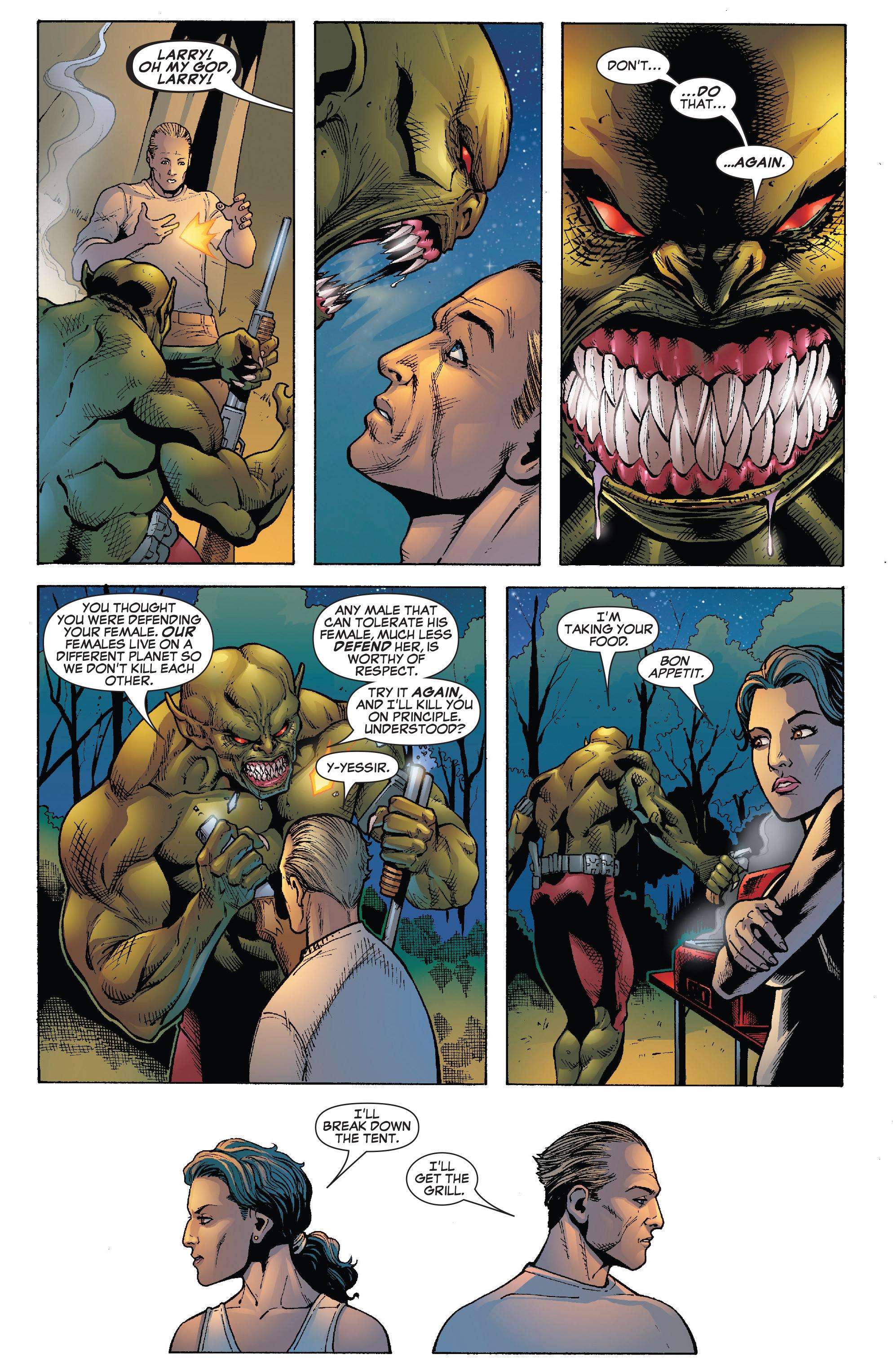 Read online She-Hulk (2005) comic -  Issue #25 - 17