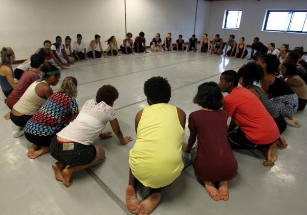 Cursos de Férias da Funceb (Foto: Elói Corrêa/GOVBA)