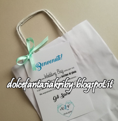wedding bag borsetta matrimonio idea