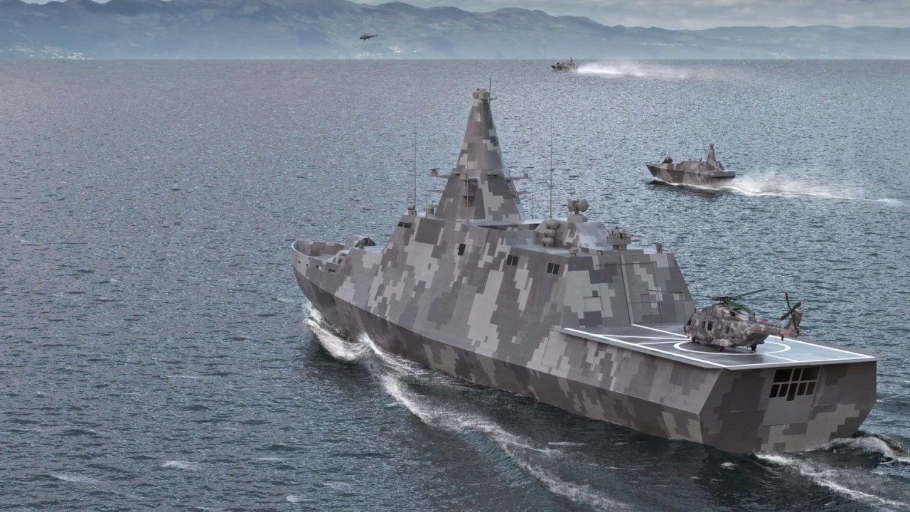 Philippine Navy Releases the Basic Requirement for the