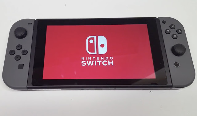 A lucky player already has the Nintendo Switch and for the first time we can see the interface in all its splendor