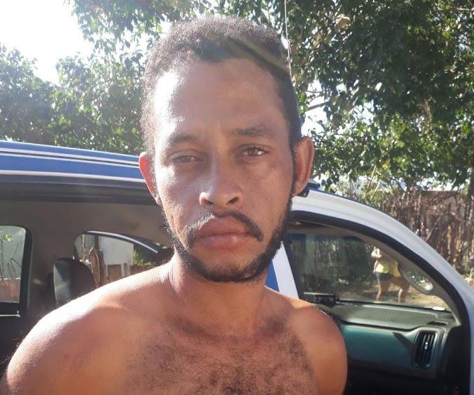Polícia prende acusado de matar homem a pedradas em Saúde