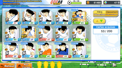 Captain Tsubasa: Dream Team English