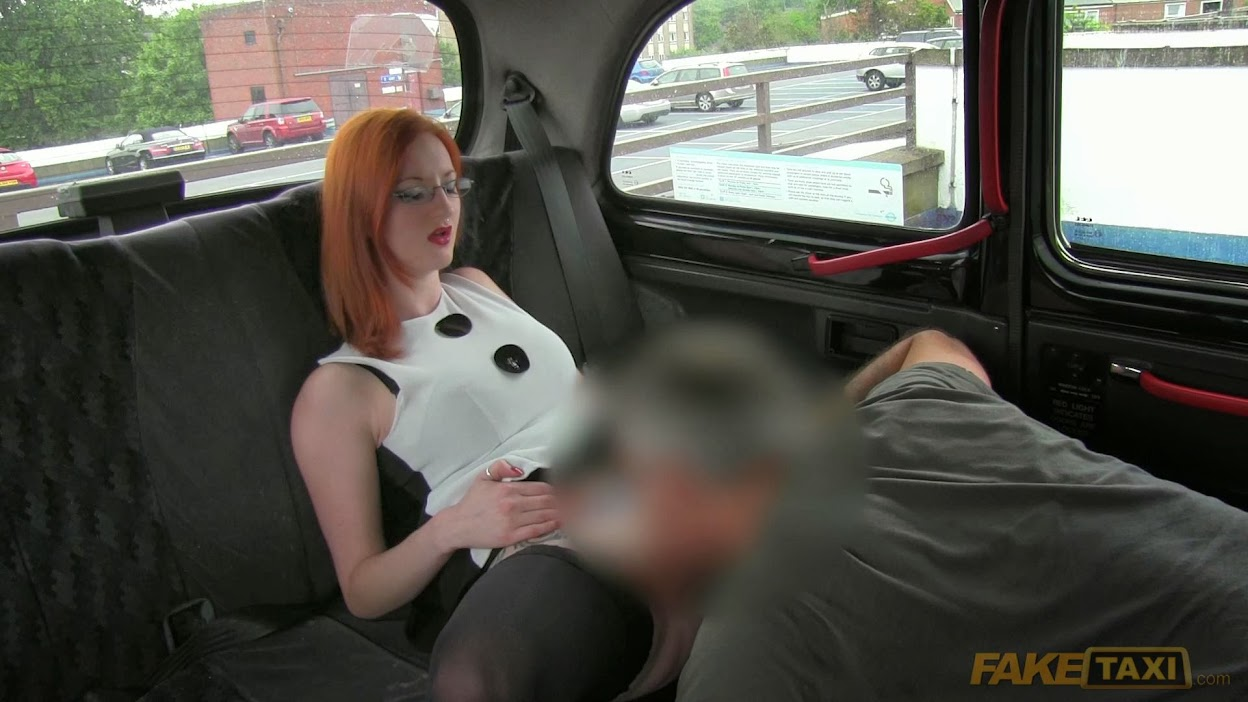 Fake taxi lucky taxi drivers physio fuck 6