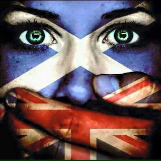 Scotland's voice is being silenced by the UK. #ScotRef #TheYESMovement #Brexit
