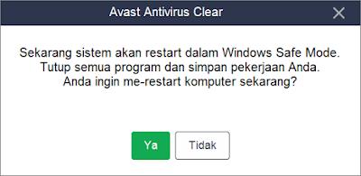 Cara Menghapus Antivirus Avast Dengan Benar 4