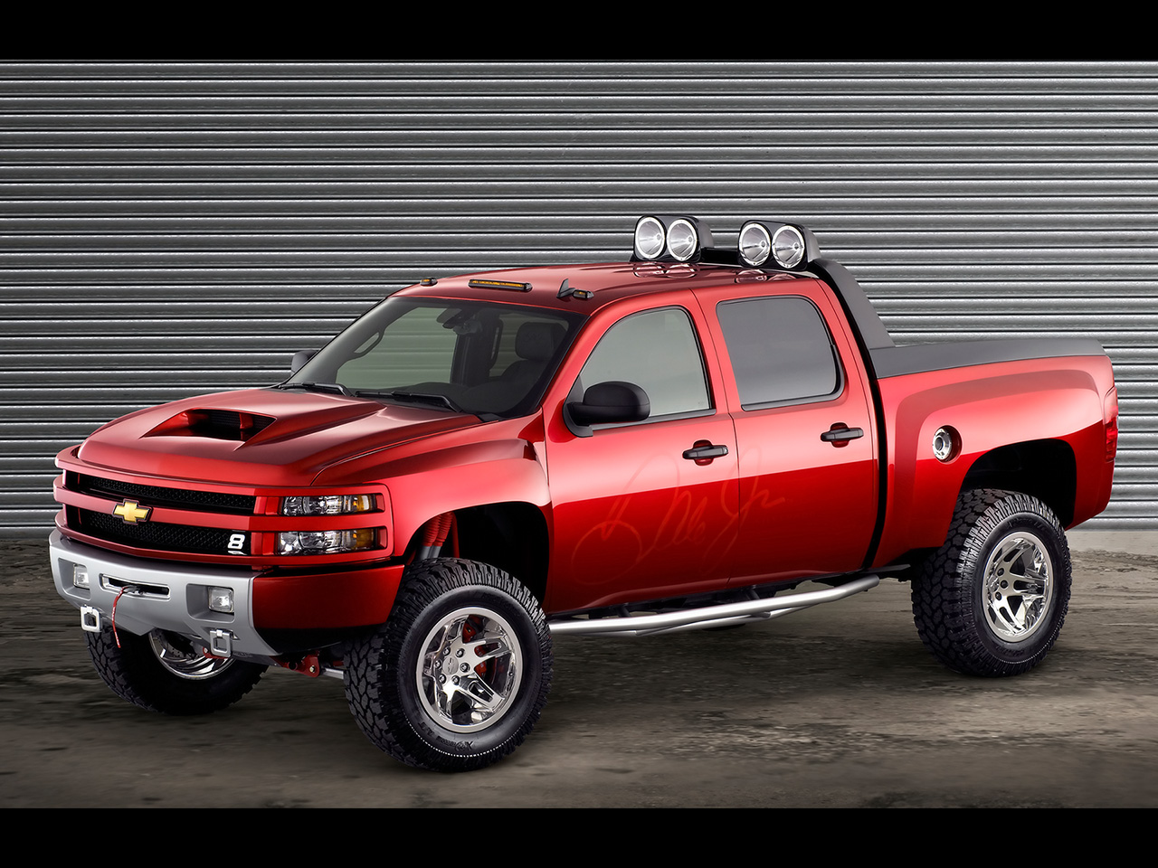 Photos Of New Trucks Chevy