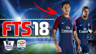 Screenshoot Game FTS 2018 Deluxe Edition Mod PES Deluxe Edition Apk+Data Full Transfer Terbaru For Android: