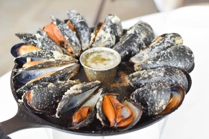 citron mussels