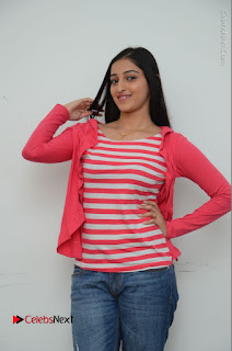 Telugu Actress Mouryani Latest Pos in Blue Denim Jeans  0072.JPG