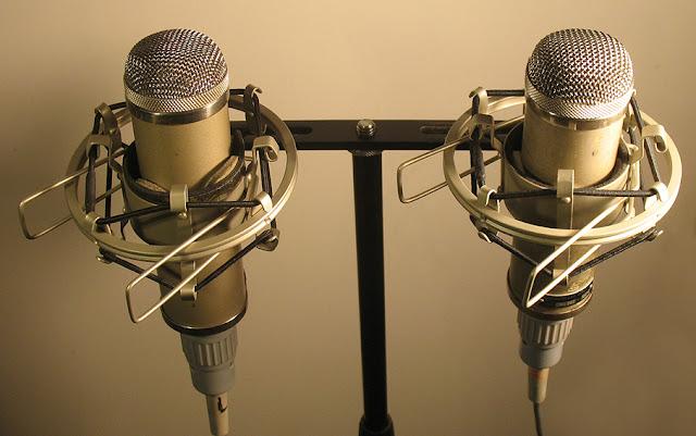 2 mikrophone