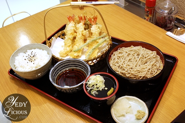 All Star Tempura Soba/Udon Tempura Tendon Tenya