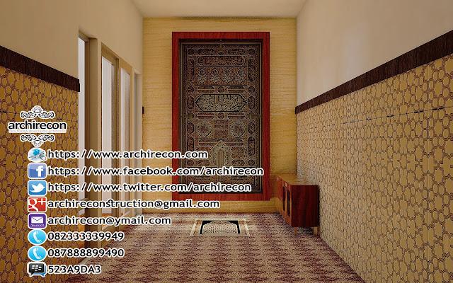 Integrasi Hunian Pribadi Dan Hunian Kos Bagian 3 - Musholla