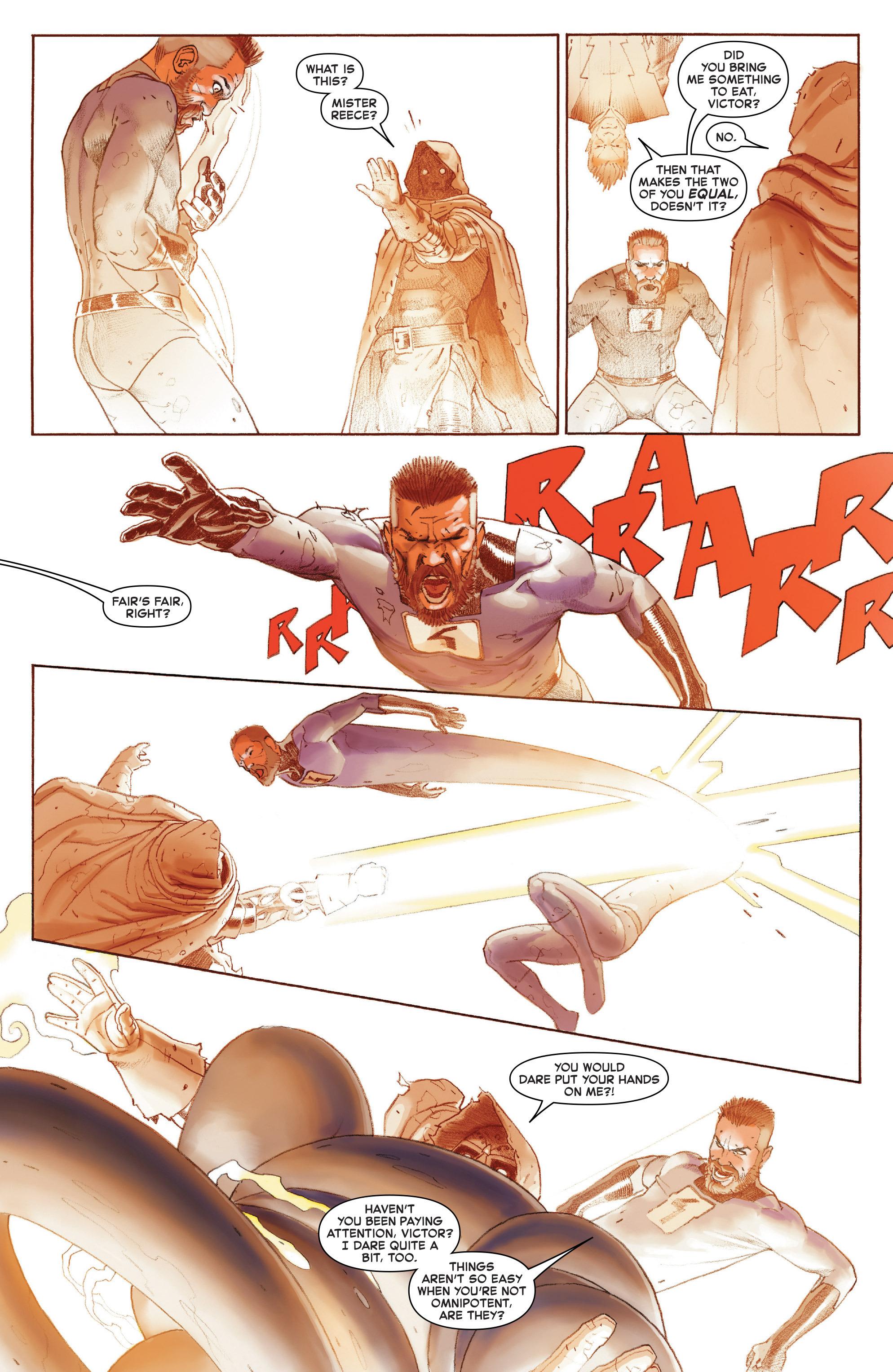 Read online Secret Wars comic -  Issue #9 - 17