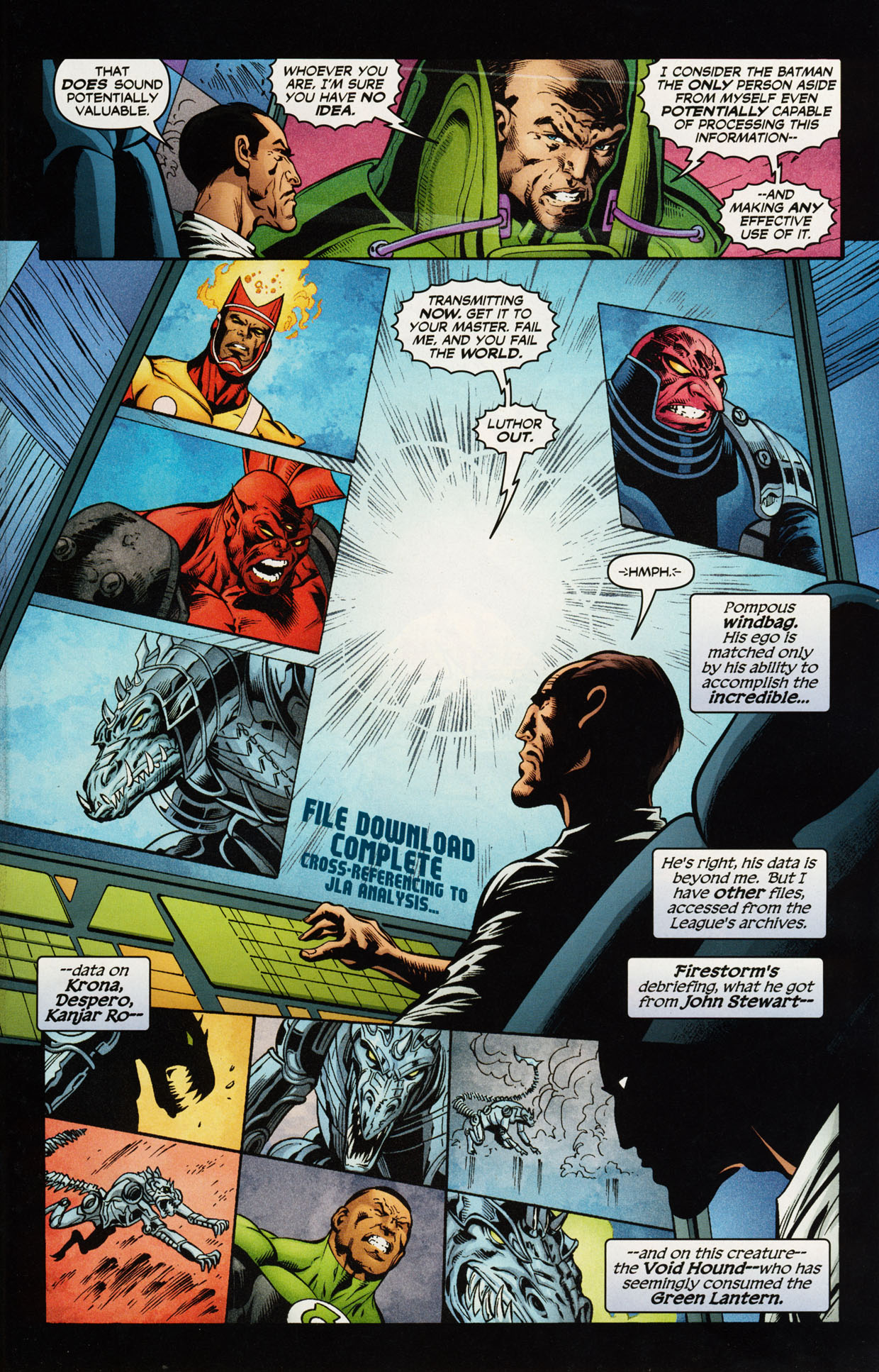 Read online Trinity (2008) comic -  Issue #47 - 24