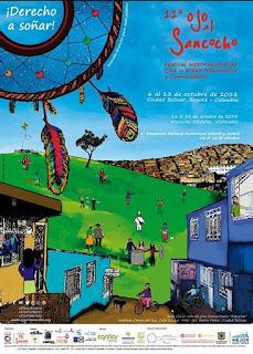 POS 2 Festival internacional OJO AL SANCOCHO  2018