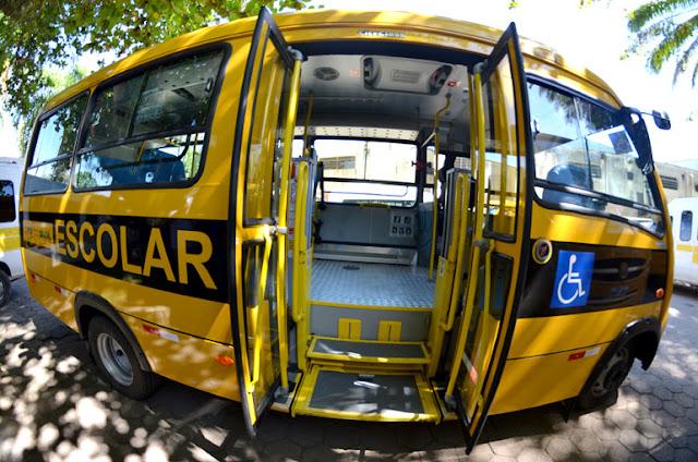Rondônia irá receber R$ 60 milhões para o transporte escolar
