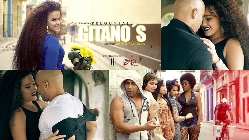 Grupo Gitanos - ¨Pregúntale¨ - Videoclip - Director: Michel San Juan. Portal Del Vídeo Clip Cubano