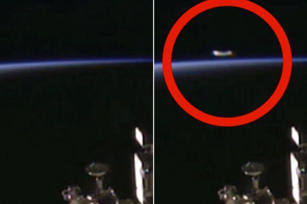 VIDEO: Ada Penampakan Misterius di Atas Permukaan Bumi, UFO?