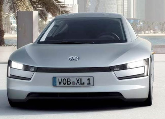 2016 Volkswagen XL1 Redesign