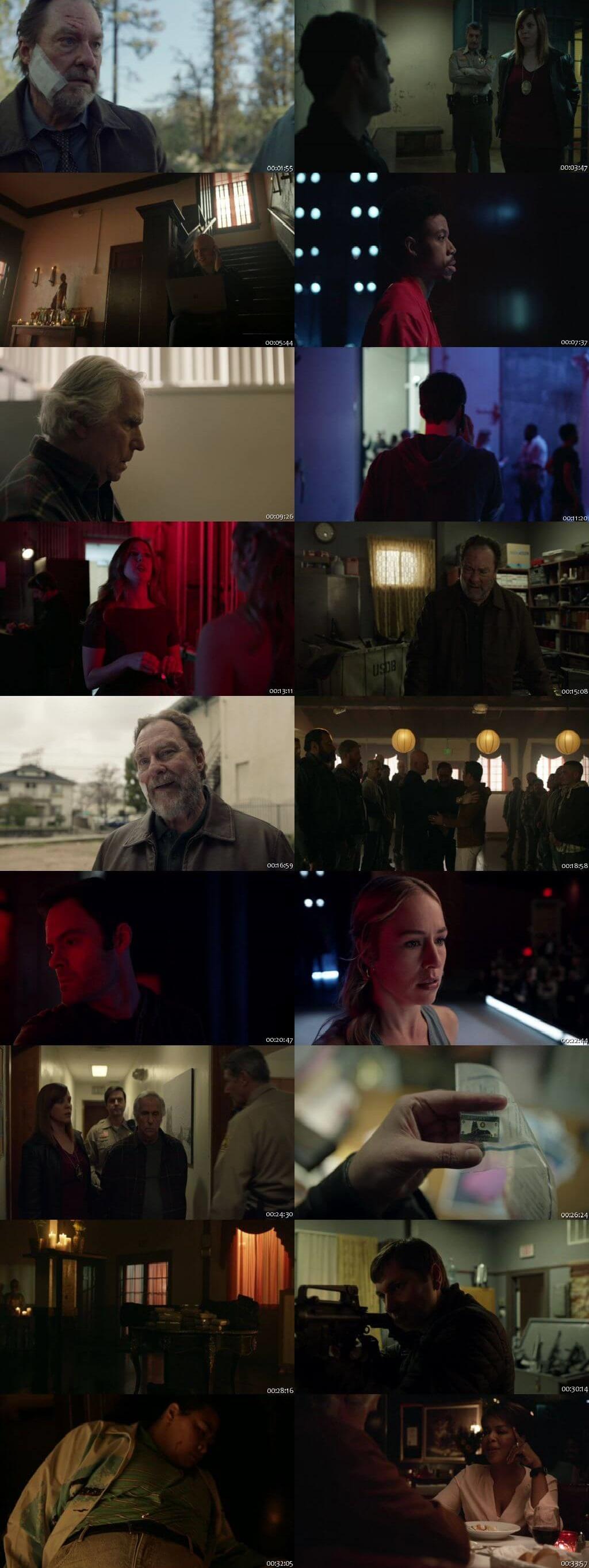 Screenshots Of English Show Barry Season 02 Episode 08 2019 WEB-DL 720P 300MB