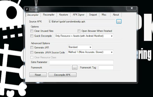 Aplikasi RE:APK, Reskin Aplikasi Tanpa Coding