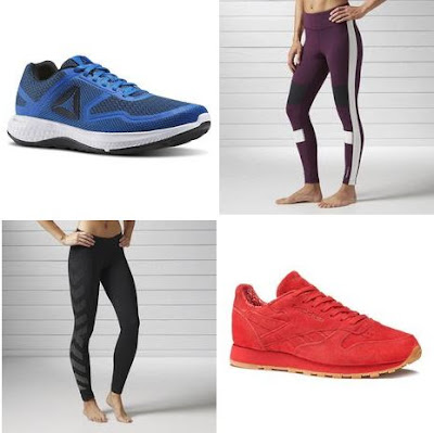 c11091fc8a2 You can take an extra 40% off all Reebok Outlet merchandise right now.  Reebok Outlet is chock full of active wear