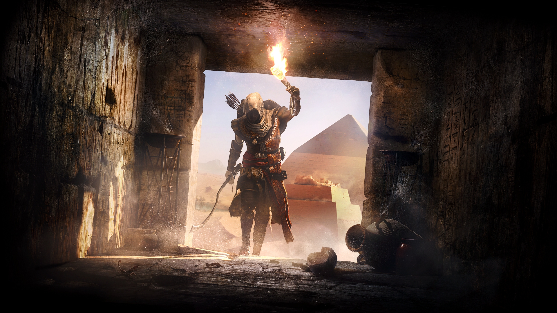 Assassin S Creed Origins Wallpaper