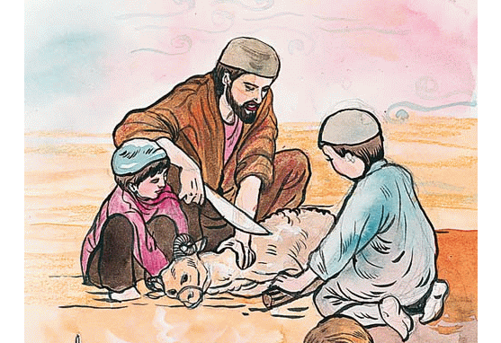 Teks Khutbah Idul adha Singkat