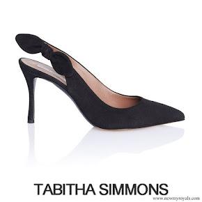 Meghan Markle wore Tabitha Simmons Millie Slingback Pumps