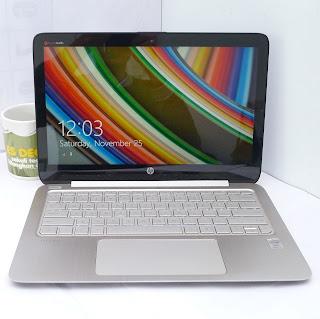 HP Spectre 13-3010dx Ultrabook Core i5 Bekas Di Malang