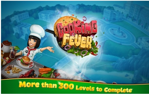 Cooking Fever v2.2 Apk Mod (Unlimited Coins/Gems)