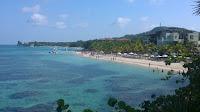 beach, sun, sand, ocean