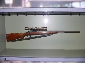 rifle M40-A1