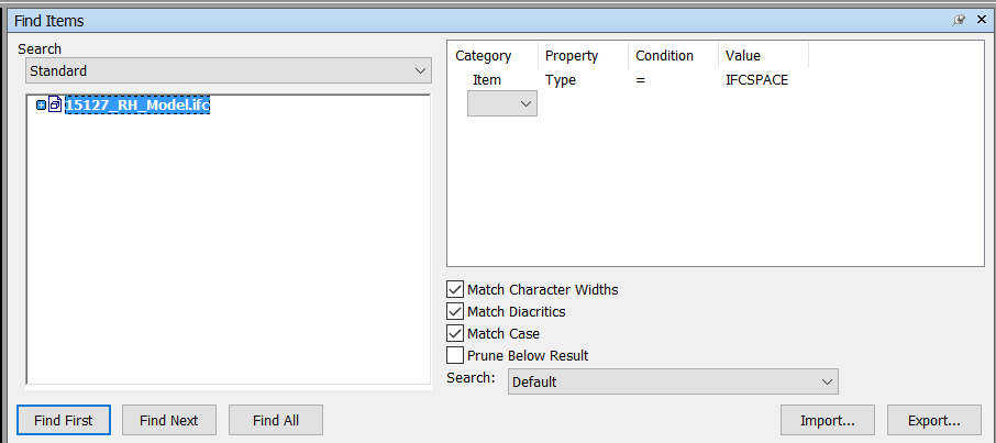 Using Navisworks To Quickly Extract Any Data from an IFC