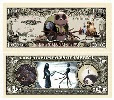 Image: Nightmare Before Christmas Million Dollar Bill