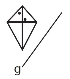 Soal USBN Matematika SD tentang Pencerminan