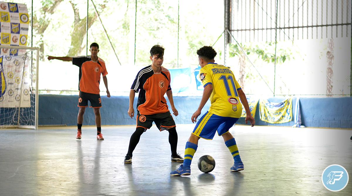 Inscrições abertas para a copa Liga ZN de Futsal Kids