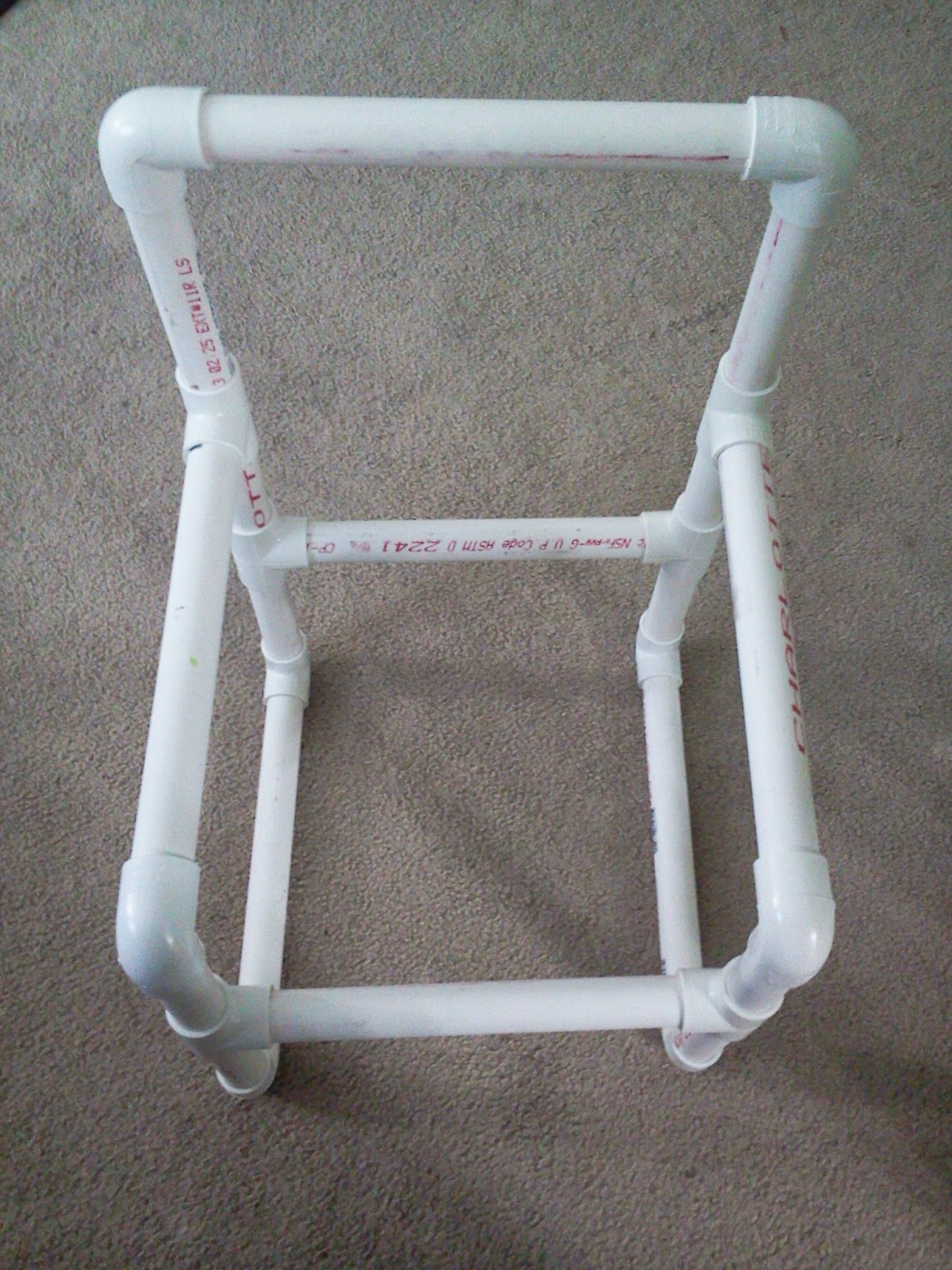 Woodwork How To Make A Chair Out Of Pvc Pipe Pdf Plans