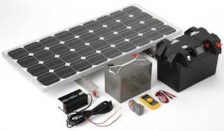 Understanding Solar PV Batteries