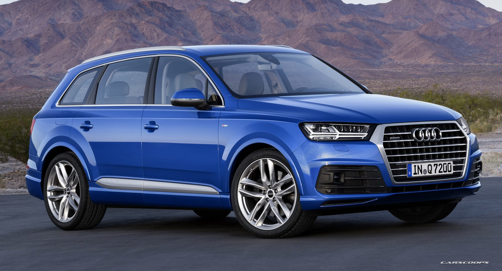 face off new audi q7 vs volvo xc90 w poll. Black Bedroom Furniture Sets. Home Design Ideas