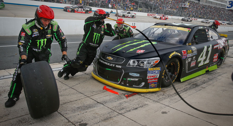 Monster Energy Rebrands Nascar S Sprint Cup