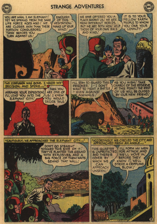 Strange Adventures (1950) issue 11 - Page 22