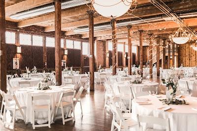 McKinney Cotton Mill Weddings