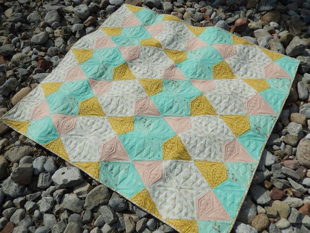 Fractal quilt