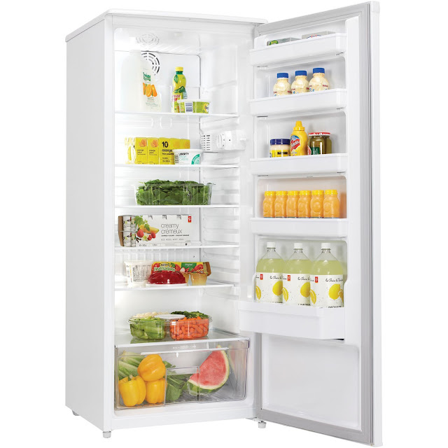Danby DAR110A1WDD 11 cu. ft. Apartment Size Refrigerator ...