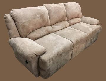 Phenomenal Uhuru Furniture Collectibles Tan Microfiber Recliner Beatyapartments Chair Design Images Beatyapartmentscom