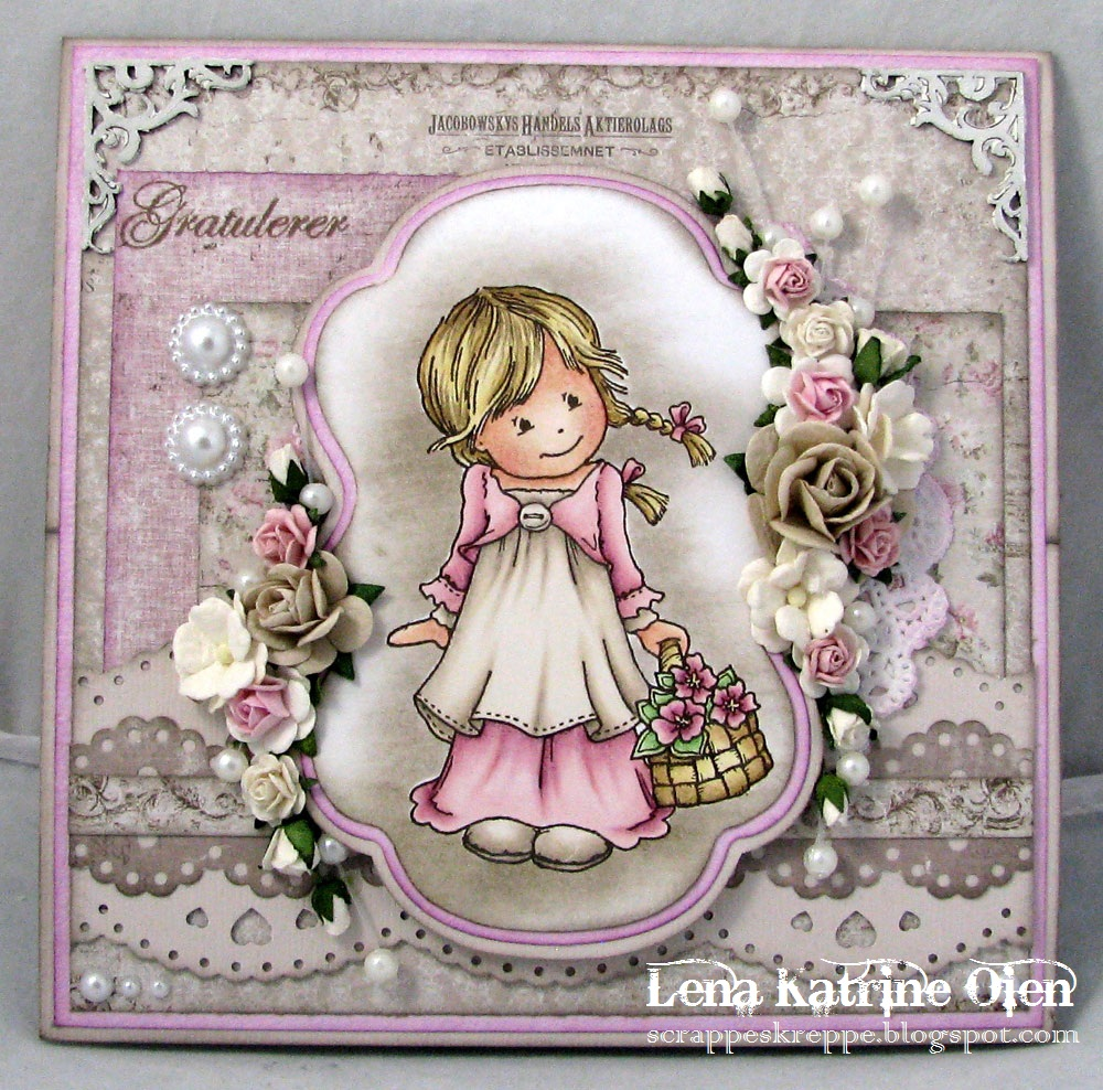 Wild Orchid Crafts: Shabby Chic